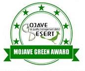 Mojave Green Gas Award