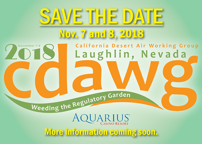 CDAWG 2018 Save the Date 7x5