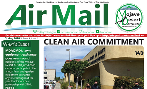 Air Mail - Spring 2020 - thumbnail for homepage